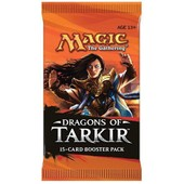 1 Booster De 15 Cartes Suppl�mentaires Les Dragons De Tarkir De Magic The Gathering 076-19341010 Wizards