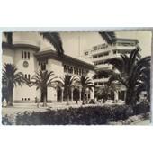 Carte Postale - Casablanca - La Grande Poste (Photo V�ritable)