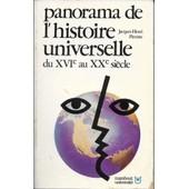 Panorama De L'histoire Universelle Du Xvi � Et Xx � Si�cle. de jacques-henri pirenne