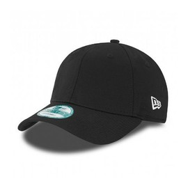 Casquette New Era 940 Basic Noir Incurv�e 9forty