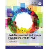 Web Development And Design Foundations With Html5 de Terry Felke-Morris