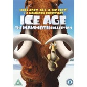 Ice Age 1-4 And Mammoth Christmas: The Mammoth Pack de Chris Wedge