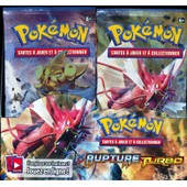 Xy Rupture Turbo : Boite De 36 Boosters