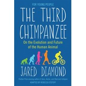 The Third Chimpanzee For Young People de Jared Diamond