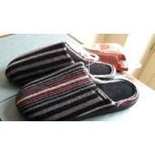 Chaussons Neufs Isotoner Homme 42