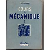 Cours De M�canique Tome I de P. Thomas