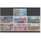 Monaco 1973: S�rie De 7 Timbres N� 939 � 945 Comm�mmorant Le Cinquantenaire Du Conseil National Des Traditions Mon�gasques