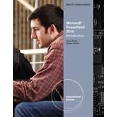 Microsoft Office Powerpoint 2010 de Gary B. Shelly