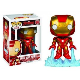 Figurine Iron Man Pop! Vinyle - Avengers 2