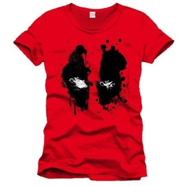 T-Shirt Deadpool : Splash Head