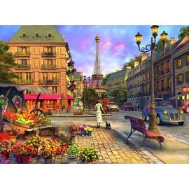 Puzzle 500 Pi�ces Promenade � Paris