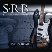 Steve Rothery Band: Live In Rome (Dvd/Cd Combo) - Rothery, Steve
