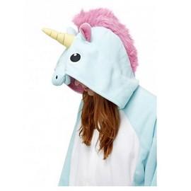 Nouveaut� Combinaison Animaux Pyjama Kigurumi Grenouill�re Licorne Rose Bleu Chat Adulte Ado Taille S M L Xl Pour D�guisement D�tente Festival Carnaval