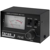 TOS-metre -mesure SWR- Amplitude 1.5�150MHz 10W/100W