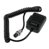 Microphone pour CB 6PIN electret