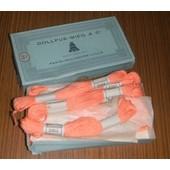2 Echevettes N�2352 Colori Saumon