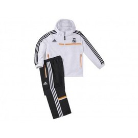 Real Pre Suit I Blc - Surv�tement Real Madrid Football Gar�on Adidas