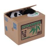 Tirelire Panda Automatis� Pour Les Enfants