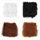 Pet Costume Lion Mane Perruque Dog Head Neck Halloween No?L V�tements Festival Black