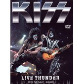 Kiss Live Thunder On Stage 2006 de X