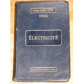 Agenda Dunod 1902 Electricit� de J.-A. MONTPELLIER
