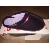 Chaussons Isotoner Fille Prune,Pointure 35
