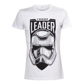 T-Shirt Star Wars Captain Phasma Troop Leader - Xl