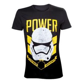 T-Shirt Star Wars Stormtrooper Power - L