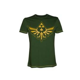 T-Shirt Zelda Big Logo Hyrule - M