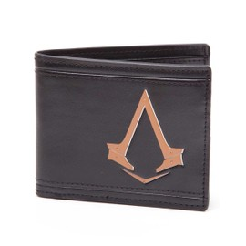 Porte Feuille Assassin's Creed Syndicate Logo Bronze