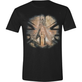 T-Shirt Assassin's Creed Syndicate Bronze Crest - L