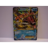 Carte Pokemon Francaise Mega Leviator Ex 27/122 Rupture Turbo