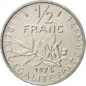 1/2 Franc Semeuse 1976