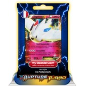 Togekiss Ex 83/122 170pv Xy09 Rupture Turbo - Booster De 10 Cartes Pokemon Francaises My-Booster