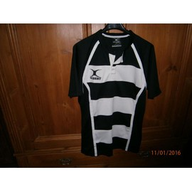 Maillot Ray� De Rugby, Marque Gilbert, Taille L