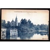 Carte Postale Ancienne, France, Loiret ( 45 ), La Fert� Saint Aubin, La Chapelle Du Ch�teau