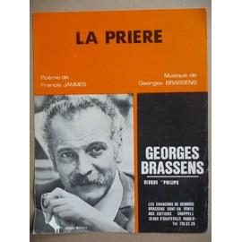 La Prière Georges Brassens