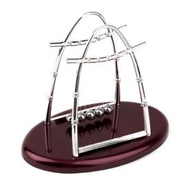 Physique Cradle Steel Ball Balance Science Pendule Cadeau Bureau De Hot Newton