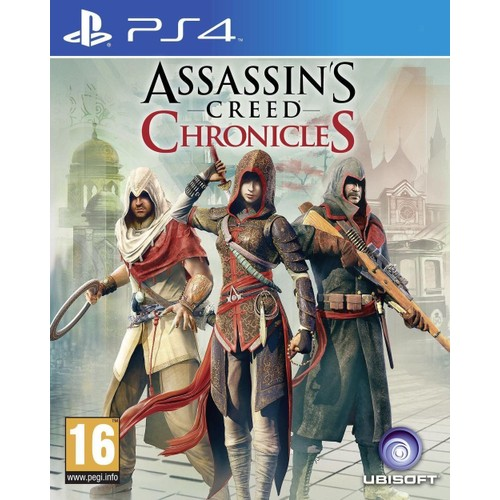 Assassin's Creed Chronicles Trilogie PS4