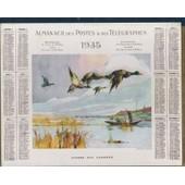 Almanach Des Postes Et T�l�graphes 1935