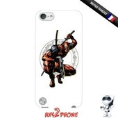 Coque Ipod Touch 5 Deadpool Mercenaire 2
