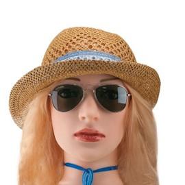 Poup�e Gonflable R�aliste Vibrante Blonde - Collection Vibee-Doll