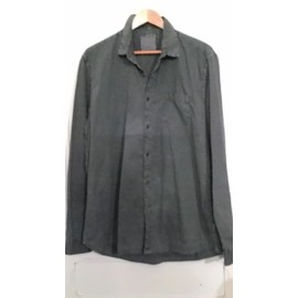 Chemise Homme Grise Used