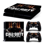 Skin Sticker Autocollant Ps4 Call Of Duty Black Ops 3 V2