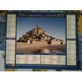 Almanach Oller 2011 Mont Saint-Michel