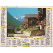 Almanach Du Facteur 1990