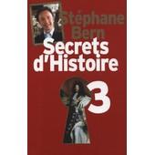Secrets D'histoire 3 de st�phane bern
