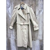 Trench Burberry's Vintage Taille 44