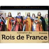 Calendrier Perpetuel Des Rois De France