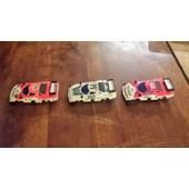 3 Lancia Circuit Auto Des Annees 70 Debut 80